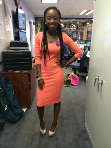 I have to thank my sis/stylist Vollywood for making me look great!