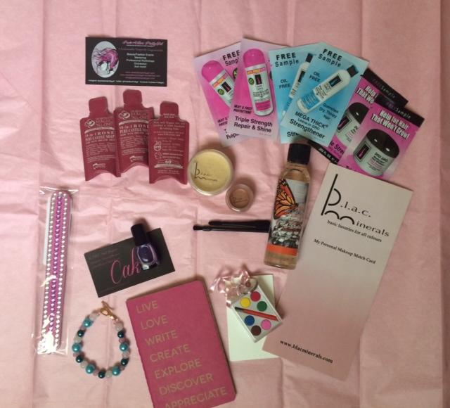 July PrettyGirl Package