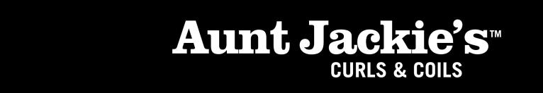 Aunt Jackies banner logo