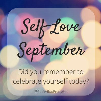 Self-Love September